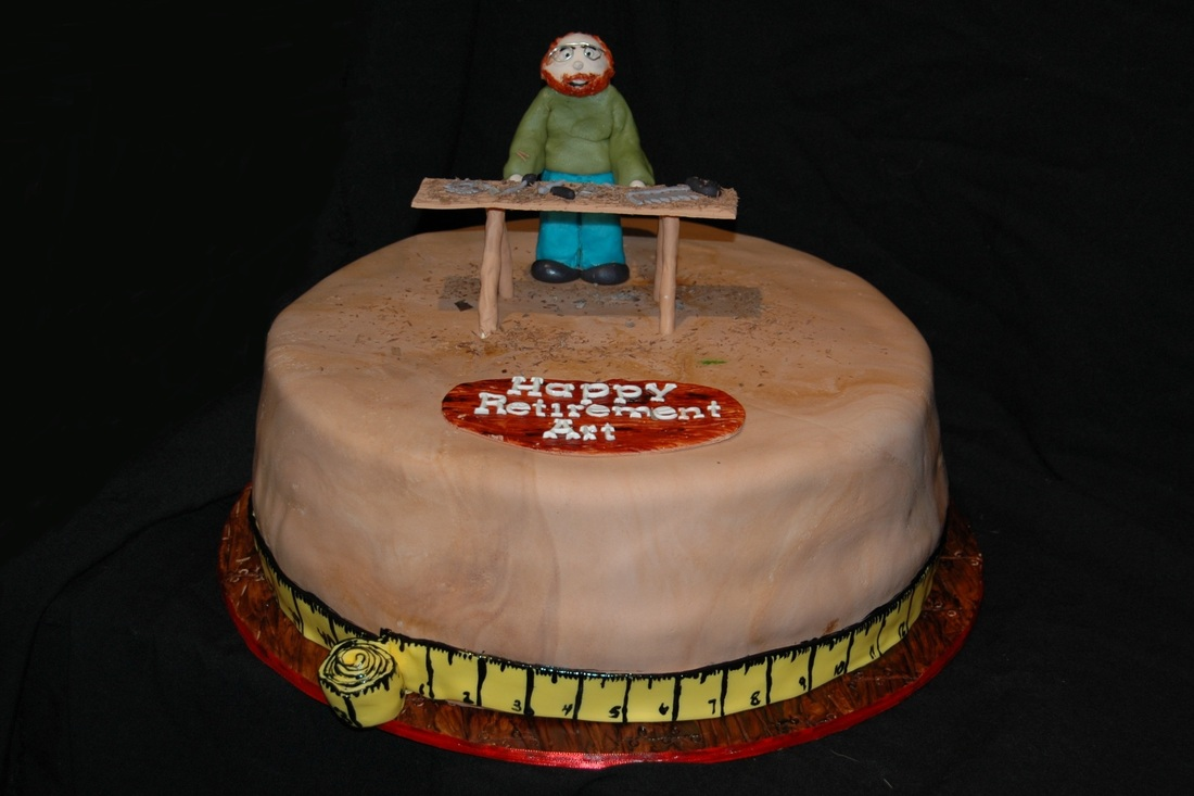Excellent 1000 Images About Wood Themed Cakes On Pinterest  Wood